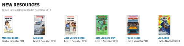 Raz-kids11月新刊
