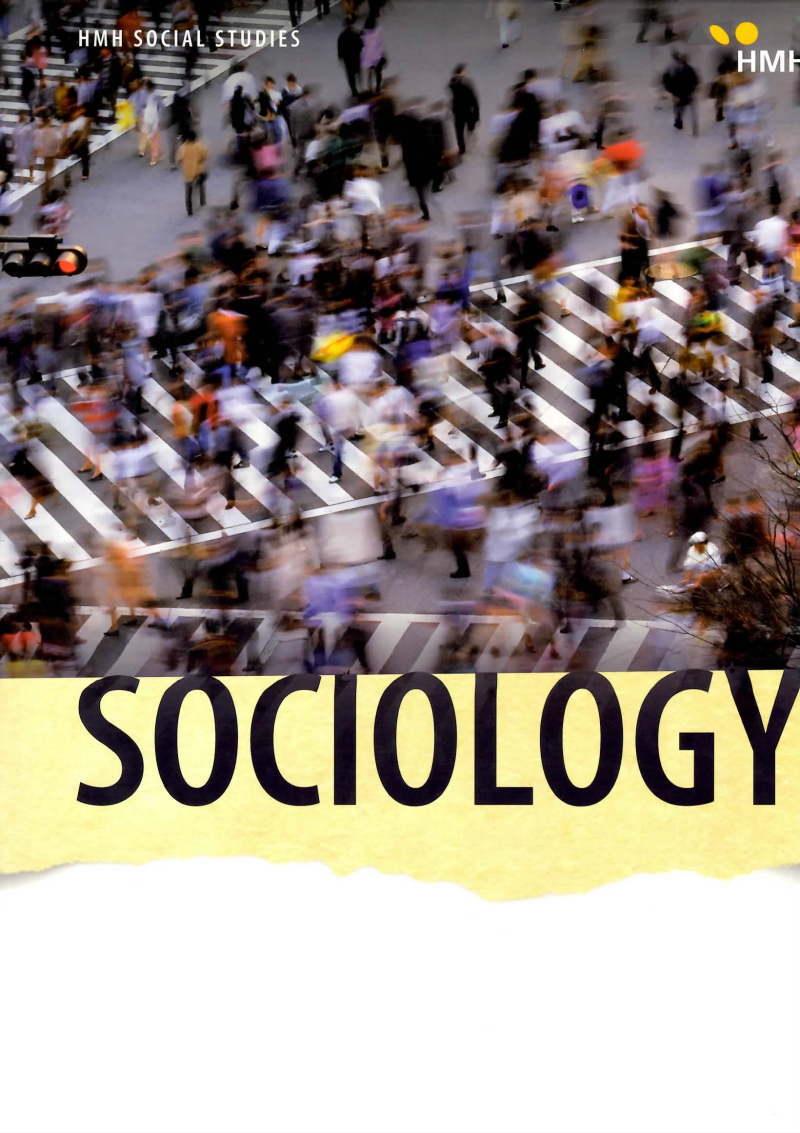 HMH Sociology S