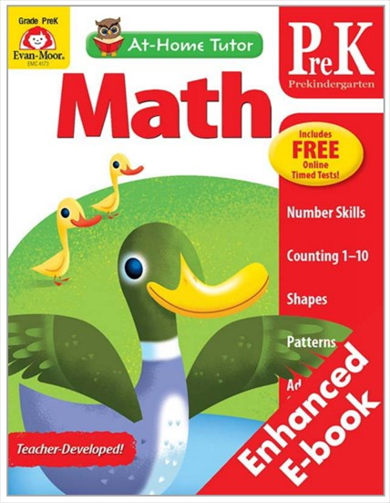 At-Home Tutor Math Gr.prek
