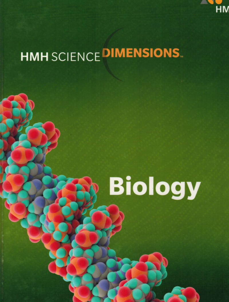Science Dimensions Biology Student Edition