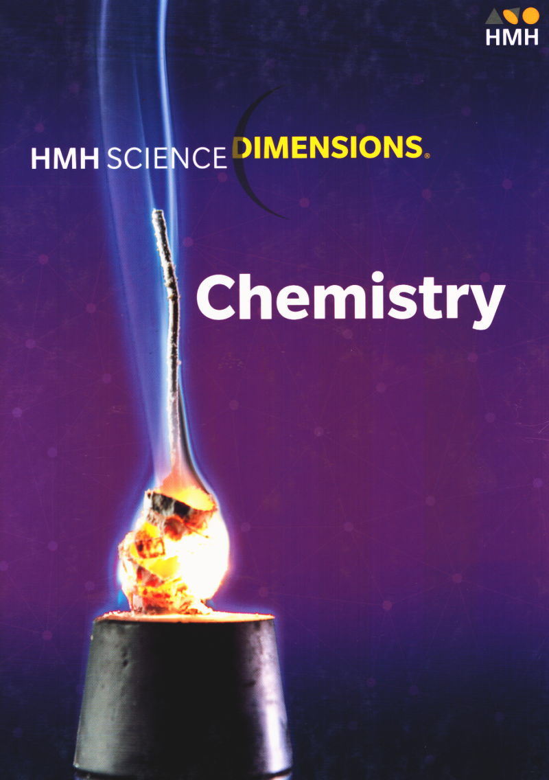 Science Dimensions Chemistry Student Edition