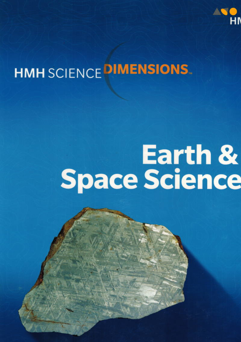 Science Dimensions Earth&Space Science Student Edition