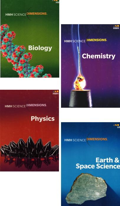 アメリカ高校教科書 Science