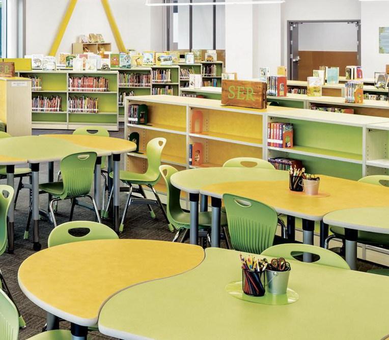 VIRCO-学校家具