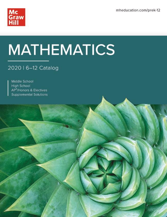 McGraw Hill 小学校・中学校・高校 算数・数学教科書