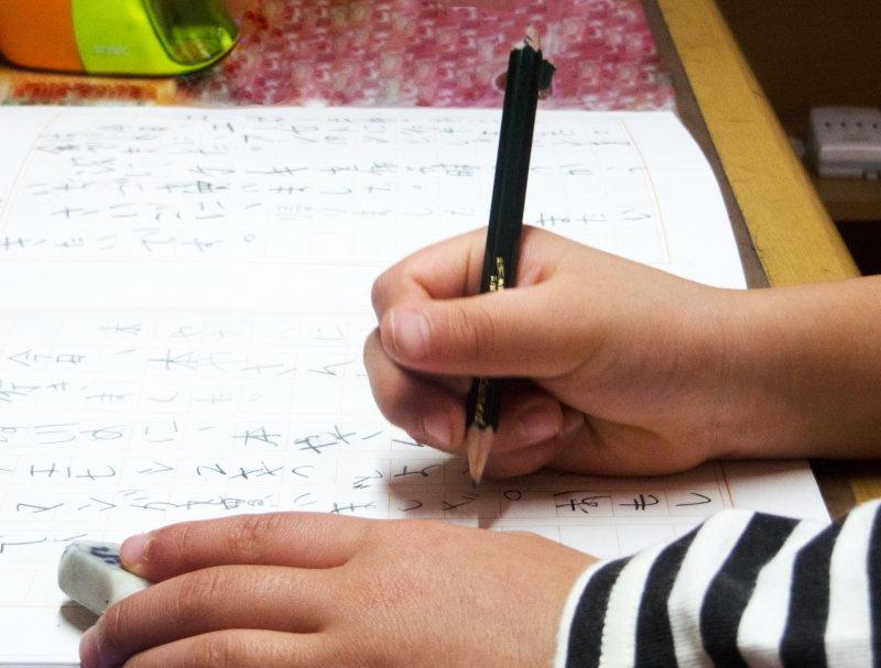 作文学習について